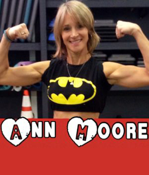 Ann Thomson Moore
