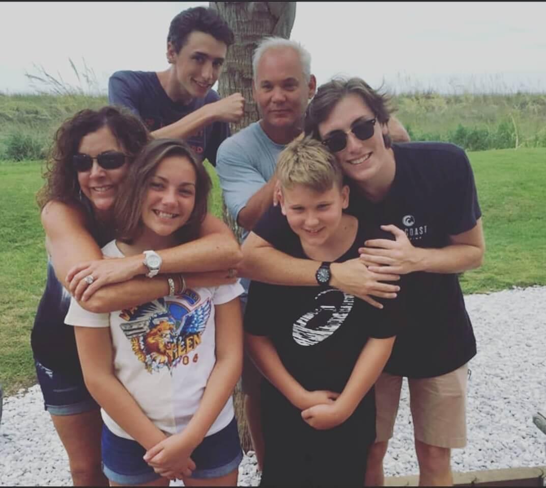 Kim & Jeff B Family